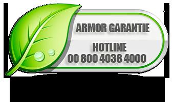 Armor garantie